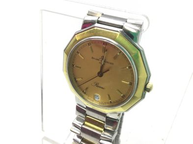 reloj de oro baume&mercier riviera 5131