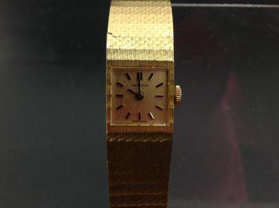 reloj de oro certina certina oro