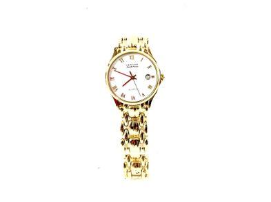 reloj de oro certina kurt freres