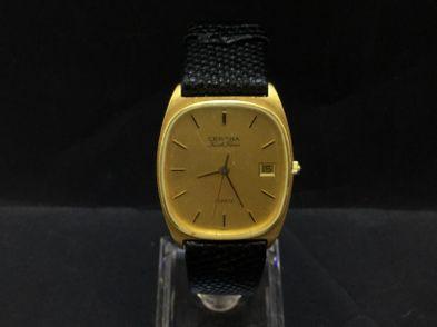 reloj de oro certina sin modelo