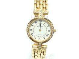 reloj de oro oro 18k con piedra