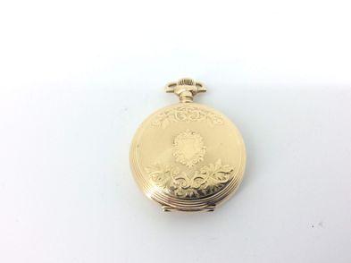 reloj de oro elgin
