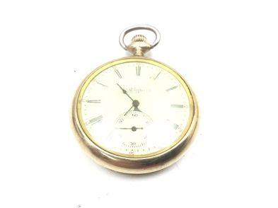 reloj de oro elgin --