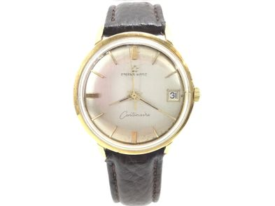 reloj de oro eterna matic centenaire