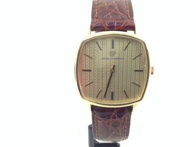 reloj de oro girard perregaux clasico