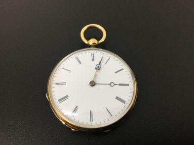 reloj de oro otros de bolsillo sin llave