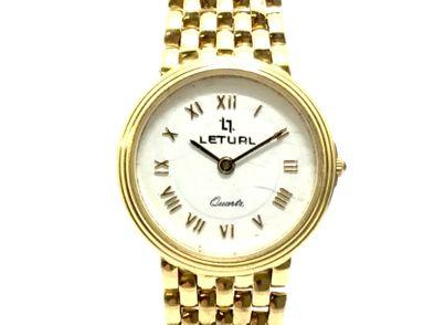 reloj de oro otros quartz