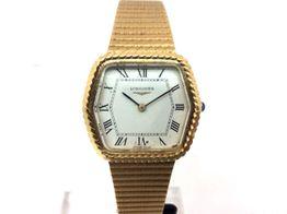 reloj de oro oro primera ley (oro 18k con piedra)