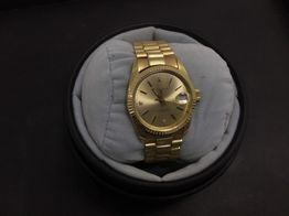 reloj de oro longines automatic