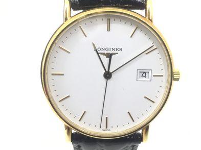 reloj de oro longines l47436