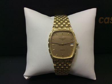 reloj de oro longines n
