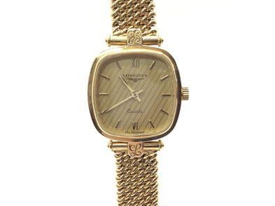 reloj de oro longines -