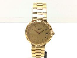 reloj de oro longines oro