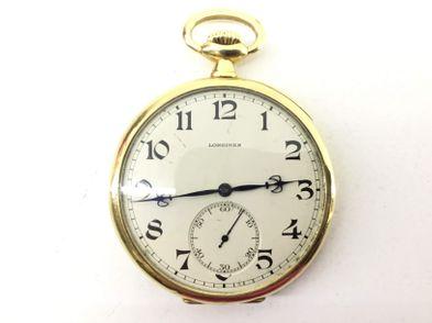 reloj de oro longines sin modelo