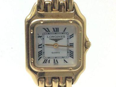 reloj de oro longines sm