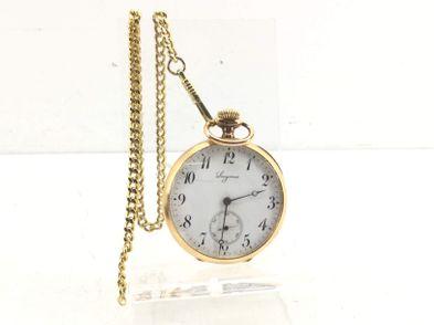 reloj de oro longines vintage