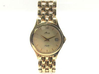 reloj de oro lotus l452-8173