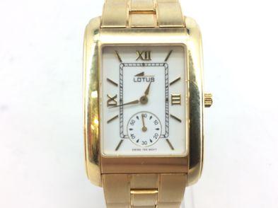 reloj de oro lotus l467.-9468