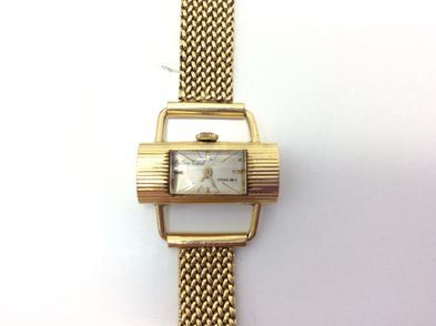 reloj de oro mathey-tissot 237200