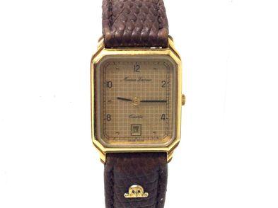 reloj de oro maurice lacroix 855