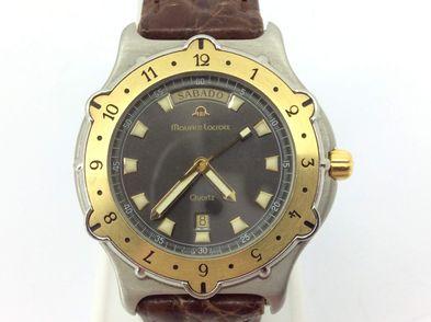 reloj de oro maurice lacroix 96147