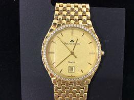 reloj de oro maurice lacroix as 07808
