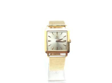 reloj de oro omega no tiene