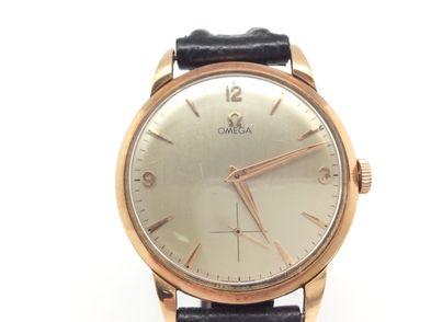 reloj de oro omega omega