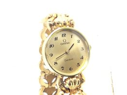 reloj de oro omega -