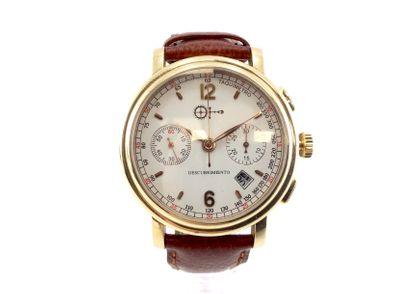 reloj de oro pedro izquierdo descubrimiento
