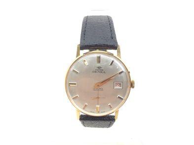 reloj de oro pierre denill 17 rubis incabloc