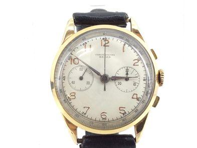reloj de oro regis 1750