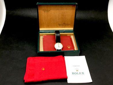 reloj de oro rolex geneve - bellini