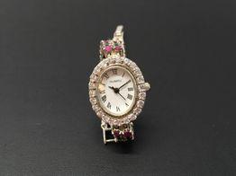 reloj de oro plata 925mm