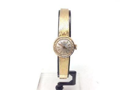 reloj de oro tissot oro