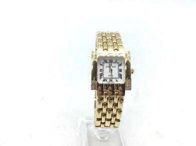 reloj de oro universal geneve cuadrado