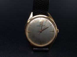 reloj de oro universal geneve oro