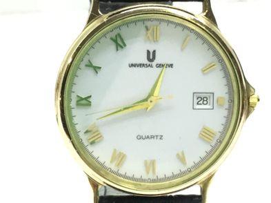 reloj de oro universal geneve sin modelo