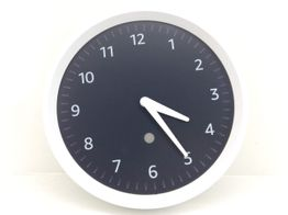 reloj pared amazon echo wall clock