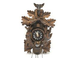reloj pared otros cuco madera