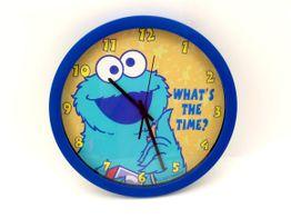 reloj pared otros 123 barrio sesamo