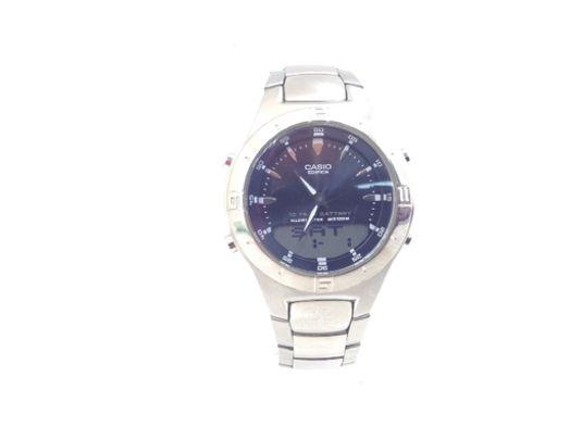 reloj pulsera caballero casio efa-110