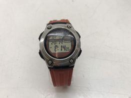reloj pulsera caballero casio w-211