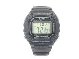 reloj pulsera caballero casio w 218 h