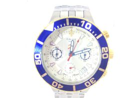 reloj pulsera caballero cauny cep aniversario