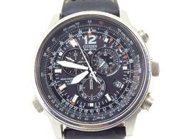 reloj pulsera caballero citizen e670 radio controlado
