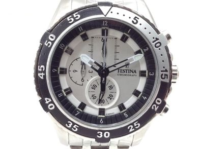 reloj pulsera caballero festina chronographhv f16603