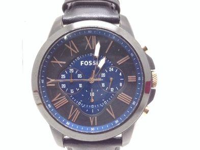reloj pulsera caballero fossil fs5061