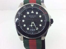 reloj pulsera caballero gucci dive 136.2