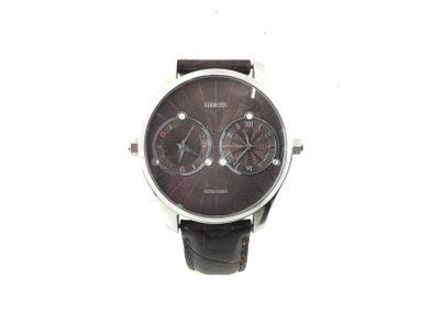 reloj pulsera caballero guess w80009g1